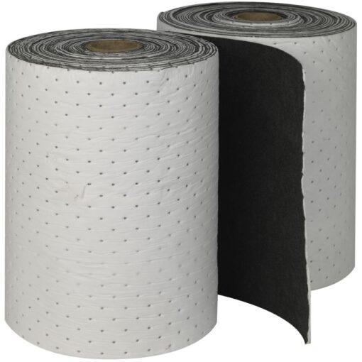 2 Alfombras absorbentes hidrocarburos antideslizantes con reverso impermeable