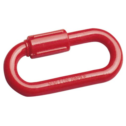 Eslabón en plástico para cadena de señalización