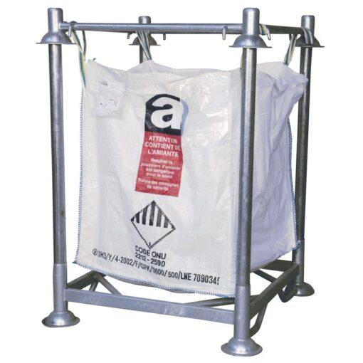 Soporte para big-bag acero 1