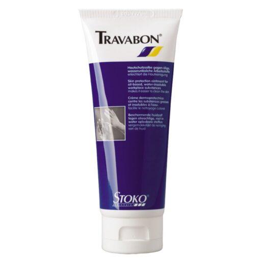 Crema de protección cutánea para sustancias grasas Travanbon 1