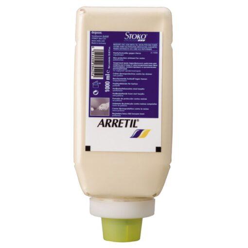 ARRETIL Crema de protección cutánea contra las resinas 1