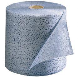 Gamuzas azules Sorbnet® en bobina para secado corriente