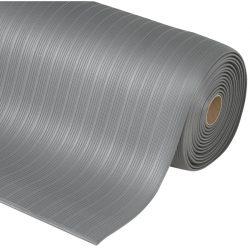 Airug® Alfombra antifatiga  para uso corriente Color Gris en rollo de 18,3m.