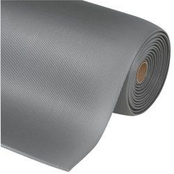 Gripper Sof-Tred™  Alfombra antifatiga para uso intensivo Color Gris en rollo de 18,3m.