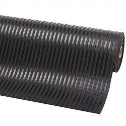 Rib'n'Roll  Revestimiento de caucho para el suelo 1000 cm x 120 cm x 0,6 cm