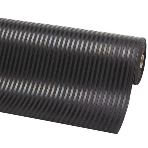 Rib'n'Roll  Revestimiento de caucho para el suelo 1000 cm x 120 cm x 0,6 cm 1