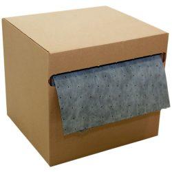 Absorbente multiformato universal 5 en 1 económico. 4600 cm x 38 cm. Doble capa de refuerzo para una óptima resistencia.