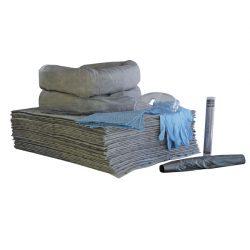 Recarga para kit absorbente universal en contenedor, 150 L