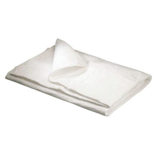 4 mantas absorbentes hidrocarburos. Formato ideal para proteger superficies anchas