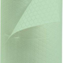 """Rollo absorbente hidrocarburos """"Premier"""" doble espesor con capa de refuerzo en un lado. 4000 cm x 80 cm"""