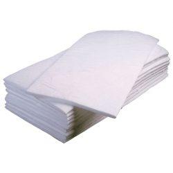 10 Alfombras absorbentes hidrocarburos gruesas.