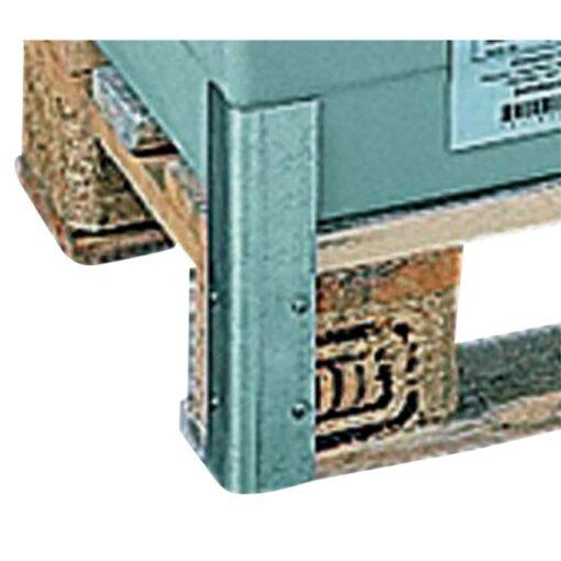 Cantonera de fijación para cubeta de retención 121 cm x 4 cm x 3 cm 1