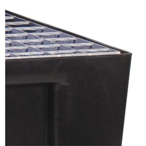 Rejilla de acero para cubeta de retención 118,5 cm x 78 cm x 3 cm 1