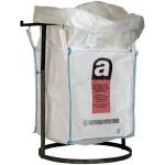 Big bag para amianto con faldón de cierre