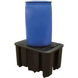 Cubeta de retención para bidones de Haleco 01