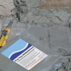 Placas de obturación en arcilla 20 x 20 cm
