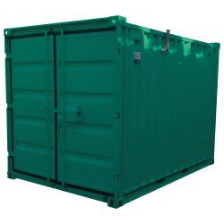 Contenedor de almacenaje 12' 352 cm x 243,8 cm x 259,1 cm