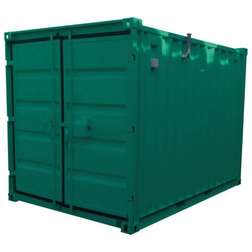 Contenedor de almacenaje 10' 299,1 cm x 243,8 cm x 259,1 cm 1