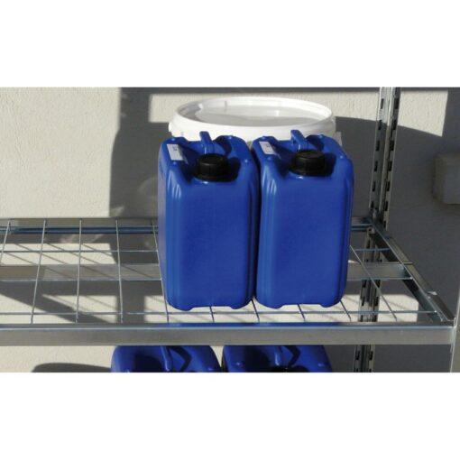 Estante para estantería para productos inflamables 1