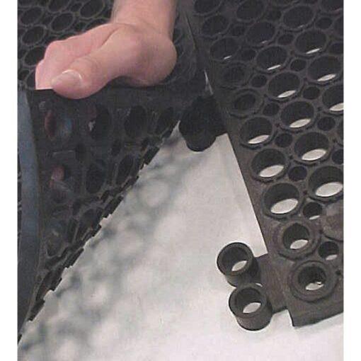 Sanitop Deluxe™ Lote de 10 enganches de conexión para losas-rejillas 1